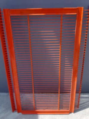 perimeter shelves tangerine finish_45-1