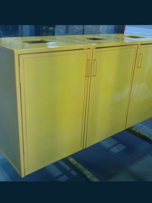 recycling cabinet yellow finish_39-1