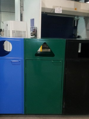 Recycle Waste Cabinet